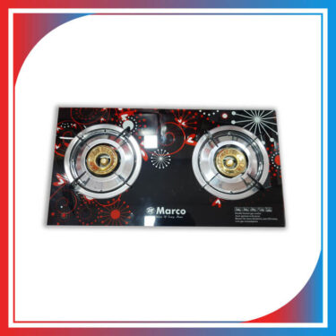 Marco Colorful  Double Burner Gas Stove