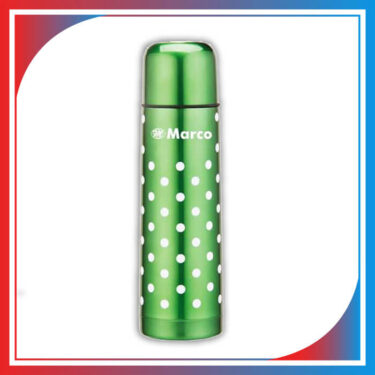 Marco Printed Stainless Steel Vacuum Flask